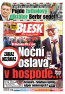 Blesk - 17.10.2020