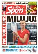 Nedělní Sport - 13.1.2019