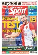 Nedělní Sport - 15.9.2019
