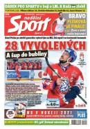 Nedělní Sport - 16.5.2021