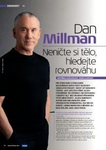 Dan Millman: Neničte si tělo, hledejte rovnováhu