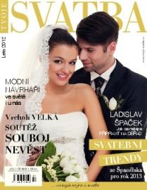 Tvoje Svatba léto 2 2012