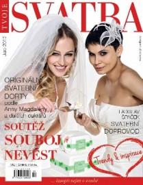 Tvoje Svatba Jaro 2012