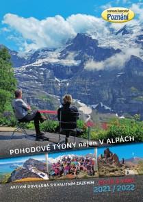 Pohodové týdny nejen v Alpách 2021/2022 - Katalog CK Poznání