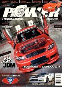 Power magazine - Máj - Jún
