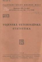 Vojenská veterinářská statistika (1948)