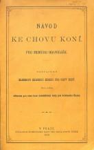 Návod ke chovu koní (1883)