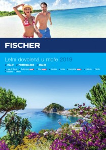 Letní dovolená u moře 2019