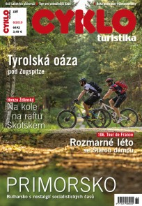 Cykloturistika č.6/2019