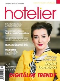 Hotelier leto 2018