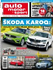 Auto motor a sport 5/2017