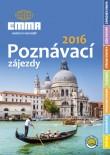 CK EMMA - katalogog poznávacích zájezdů 2016