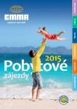 Pobytové zájezdy EMMA 2015
