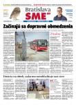 SME MY Bratislava 15/2/2019