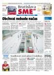 SME MY Bratislava 16/2/2018