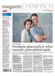 SME  Magazín O KNIHÁCH 7/6/2019
