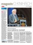 SME  magazín O KNIHÁCH 3/4/2020