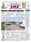 SME MY Bratislava 22/6/2018