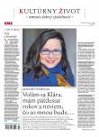 SME Kultúrny život 15/3/2019