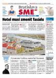 SME MY Bratislava 20/4/2018