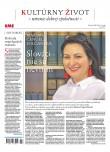 SME Kultúrny Život 16/11/2018