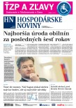 Hospodárske noviny 23.07.2018