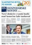 Hospodárske noviny 21.06.2018