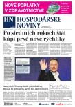 Hospodárske noviny 18.07.2018
