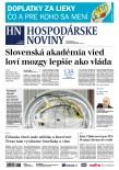 Hospodárske noviny 15.11.2017