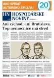 Hospodárske noviny 09.10.2018
