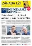 Hospodárske noviny 04.05.2018