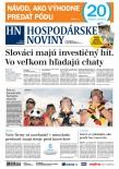 Hospodárske noviny 28.06.2018