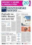 Hospodárske noviny 04.10.2018