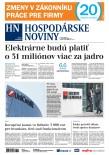 Hospodárske noviny 05.06.2018