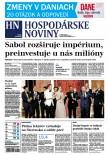 Hospodárske noviny 10.01.2017