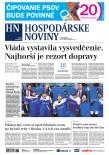 Hospodárske noviny 15.02.2018