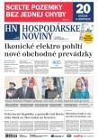 Hospodárske noviny 27.08.2019