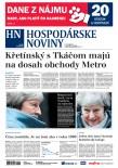 Hospodárske noviny 22.1.2019