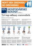 Hospodárske noviny 27.05.2019