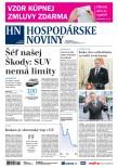 Hospodárske noviny 18.09.2017
