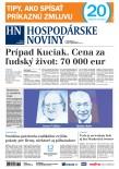Hospodárske noviny 02.10.2018
