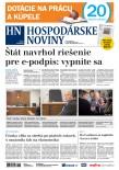 Hospodárske noviny 19.10.2017
