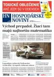 Hospodárske noviny 19.01.2018