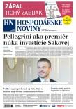 Hospodárske noviny 16.03.2018