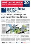 Hospodárske noviny 17.01.2019