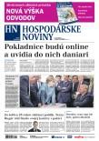 Hospodárske noviny 11.06.2018