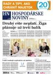 Hospodárske noviny 17.05.2018