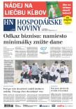 Hospodárske noviny 02.08.2019