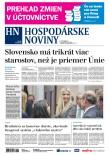 Hospodárske noviny 14.01.2019