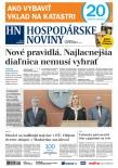 Hospodárske noviny 31.05.2018